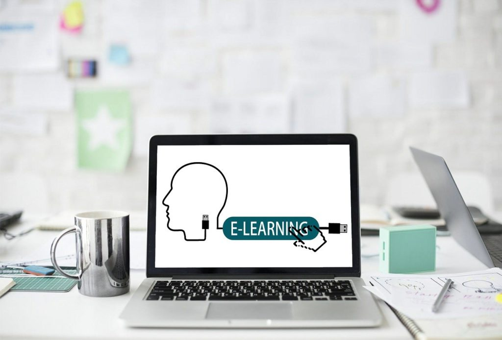e-learning, training, school
