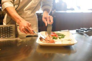 restaurant, cooking, chef